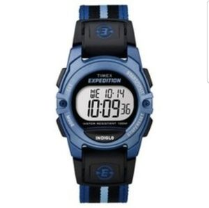 TIMEX EXPEDITION DIGITAL WATCH WITH NYLON STRAP